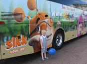 Family Days With Oddbods National Express