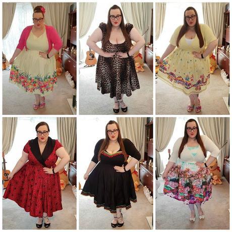 Fat Work Wear Style Round Up: July 2018