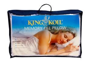 King Koil Memory Fill Pillow