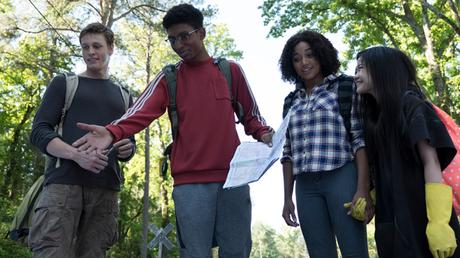 Movie Review: 'The Darkest Minds'