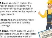 Residential Roofing Checklist: Things Expect from Your Roofer