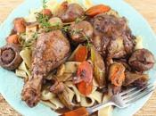 (French Braised Chicken with Wine) #FantasticalFoodFight