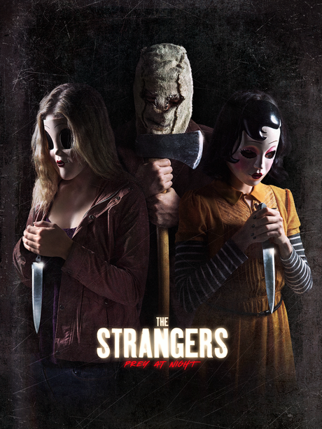 The Strangers: Prey At Night – Release Date 24th August, 2018