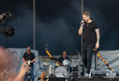 Mercy, Brett Young at Boots & Hearts 2018