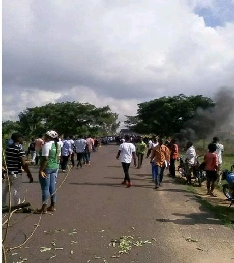 4 University Of Agriculture, Makurdi Students Reports Dead, Others Injured in An Accident