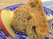 Apple Pecan Spice Cake #BundtBakers