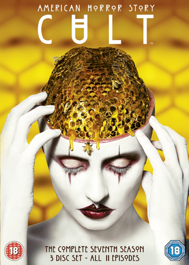 American Horror Story: Cult Coming to Blu-Ray & DVD from 27th Aug. 2018