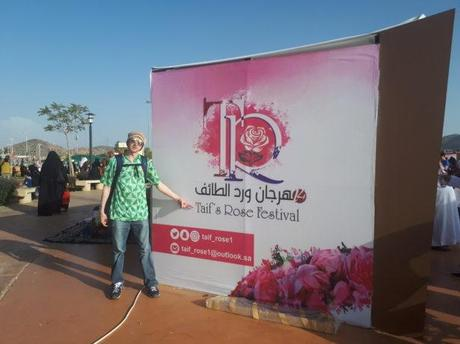 "Backpacking in Saudi Arabia: Top Sights in Ta'if ""City of Roses"""