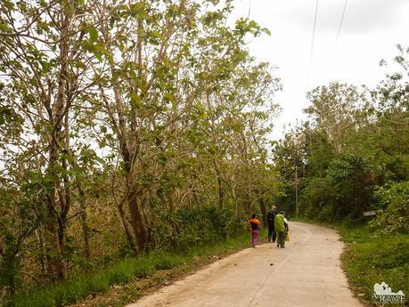 Pamutan, the road to home