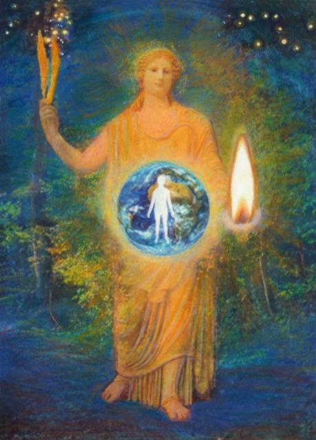 Virgo – Spiritual Light and Spiritual Food of Mankind
