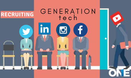 Recruitment of Generation Tech to the Media Fuelled World
