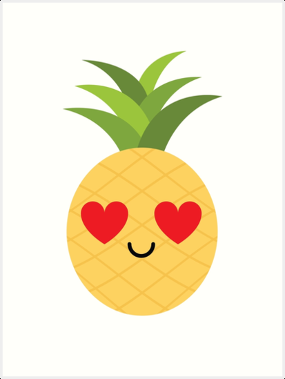 For: The Pineapples & Crew