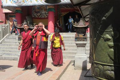 Experiencing Kindness at Ta'er Monastery, Xining