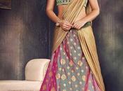 "Saree Makes ""Nari"" Fabulous Check Trendiest Style"
