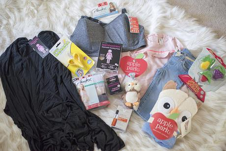 Pink and Blue Babble Boxx: Products for Mama and Baby