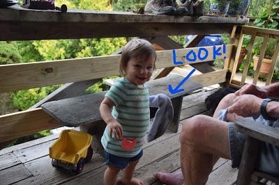 Josie Entertains the Old Folks