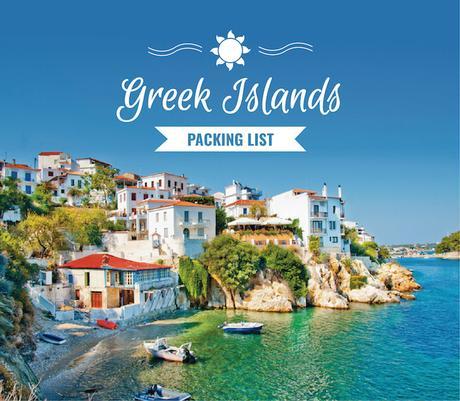 Greek Islands in september