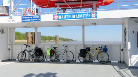 Gironde estuary cycle tour 1/4: Bordeaux alt=