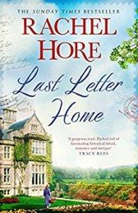 Talking About Last Letter Home by Rachel Hore with Chrissi Reads