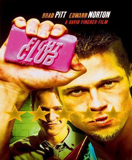 Edward Norton Weekend – Fight Club (1999)