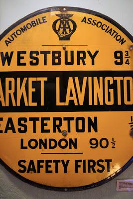 Ghost signs (135): Market Lavington