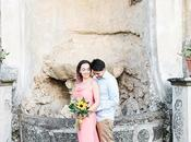 Beautiful Engagement Shoot Tuscany Briana Javier
