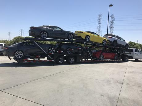 Car Hauling As A Passion