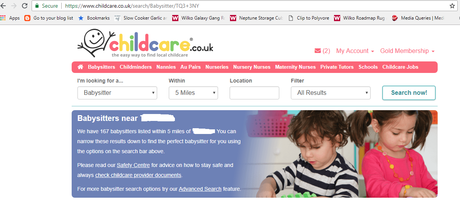 Childcare.Co.Uk - My Thoughts
