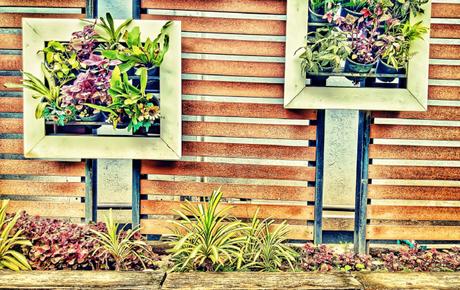 Home Decor: A garden for every space