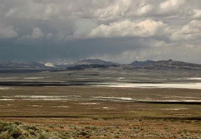 A Caldera Lake?