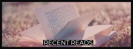 Recent Reads #Minibookreviews