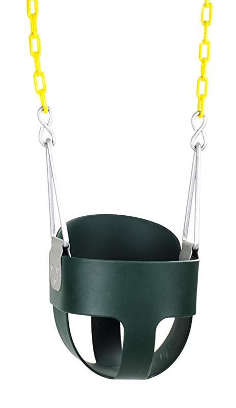 High Back Full Bucket Swing