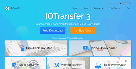 IOTransfer 3 Review: Ultimate iPhone/iPad Manager & Video Downloader