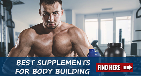 Best Supplements for body building Banner
