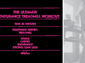 Ultimate Hill Endurance Treadmill Workout