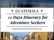 Guatemala Itinerary Adventure Seekers