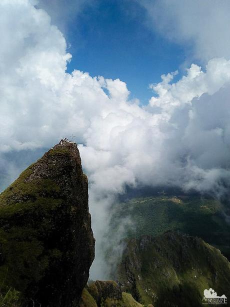 Mt. Tenglawan Monolith