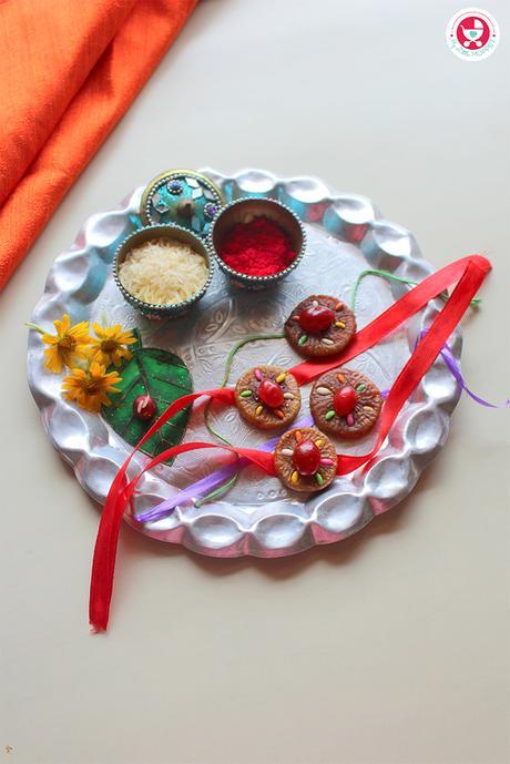 Edible Rakhi