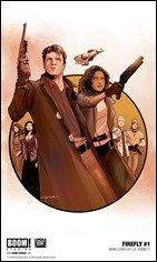 First Look: Firefly #1 by Pak & McDaid – Coming In November 2018