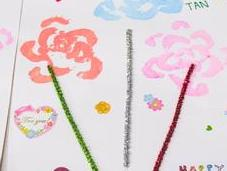 Creativity #118 Celery Stamped Flowers {Happy Teacher's 2018}