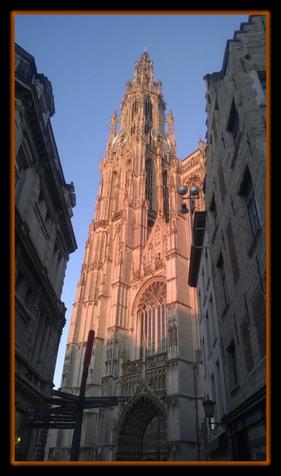 This weekend in Antwerp: 31st August, 1st & 2nd September