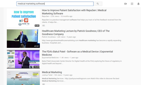 Medical Marketing Software