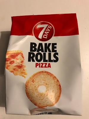 Today's Review: 7 Days Bake Rolls Pizza