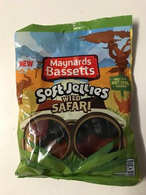 Today's Review: Maynards Bassetts Soft Jellies Wild Safari