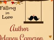 Falling Love Spotlight Delaney Cameron