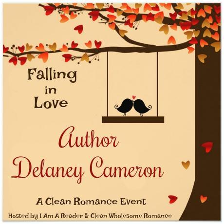 FALLING IN LOVE - SPOTLIGHT ON DELANEY CAMERON