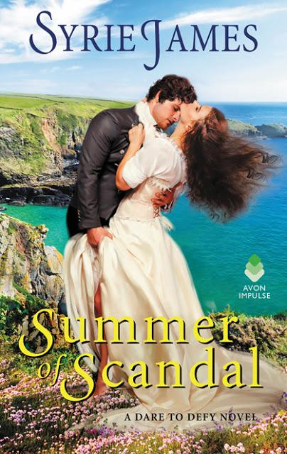 NEW RELEASE: SUMMER OF SCANDAL BY SYRIE JAMES IS OUT TODAY!