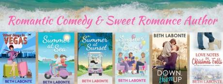 FALLING IN LOVE - SPOTLIGHT ON AUTHOR BETH LABONTE