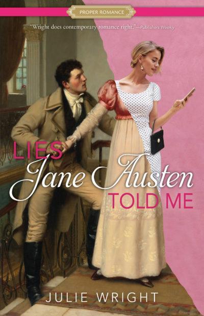FALLING IN LOVE - LIES JANE AUSTEN TOLD ME