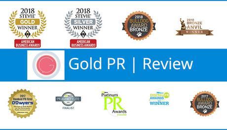 Gold PR Review: The Best Digital PR Boutique in California